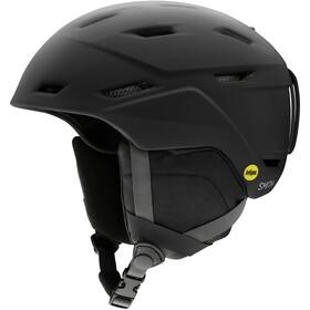 Smith Mission Mips Helmet, negro